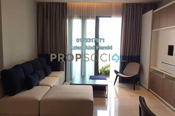 For Rent Condominium at Damai 88, Ampang Hilir Freehold Fully Furnished 2R/2B 4k