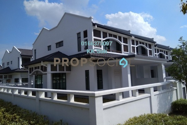 For Sale Link at Eco Majestic, Semenyih Freehold Fully Furnished 4R/3B 718k
