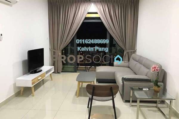 For Rent Condominium at Marinox Sky Villas, Seri Tanjung Pinang Freehold Fully Furnished 3R/2B 3k