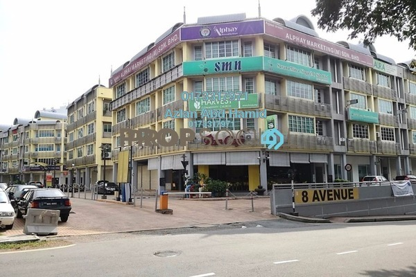 For Rent Shop at 8 Avenue, Petaling Jaya Freehold Unfurnished 0R/2B 4.2k