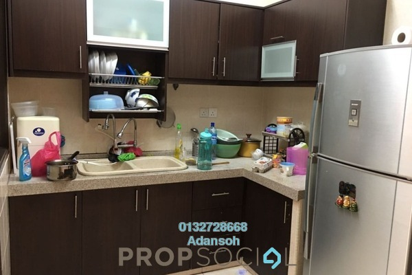 For Sale Townhouse at Villa Mas 1, Jalan Ipoh Freehold Semi Furnished 3R/3B 638k