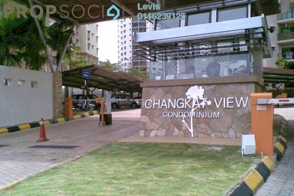 For Sale Apartment at Changkat View, Dutamas Freehold Fully Furnished 3R/2B 540k