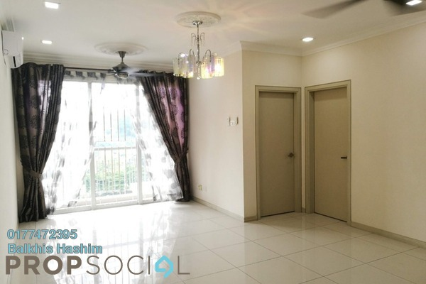 For Rent Condominium at TTDI Adina, Shah Alam Freehold Semi Furnished 2R/2B 1.6k