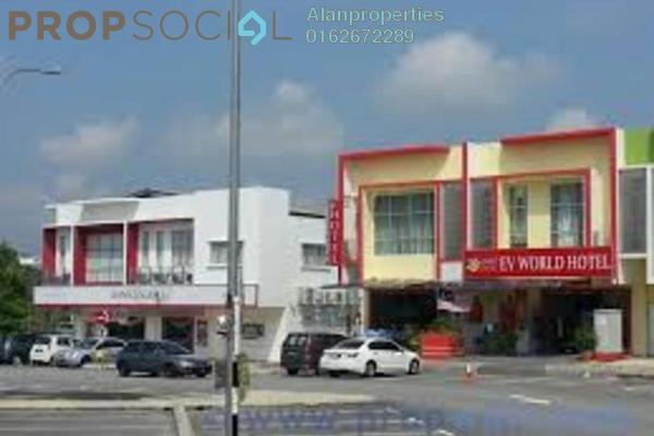 For Rent Office at Mercato, Bandar Enstek Freehold Unfurnished 0R/2B 1k