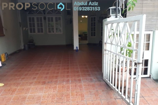 For Sale Terrace at Section 28, Shah Alam Freehold Semi Furnished 3R/2B 450k