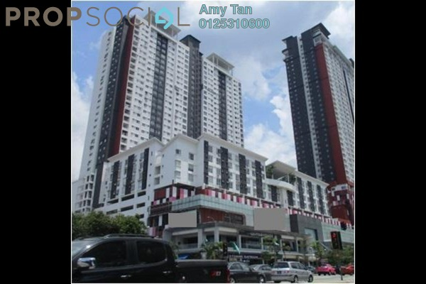 For Sale Shop at Axis Atrium, Pandan Indah Freehold Semi Furnished 0R/0B 984k