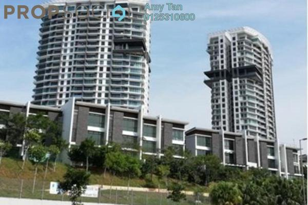 For Sale Condominium at Cristal Residence, Cyberjaya Freehold Semi Furnished 0R/0B 522k