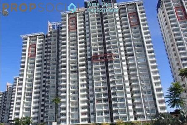 For Sale Apartment at Dwiputra Residences, Putrajaya Freehold Semi Furnished 0R/0B 450k