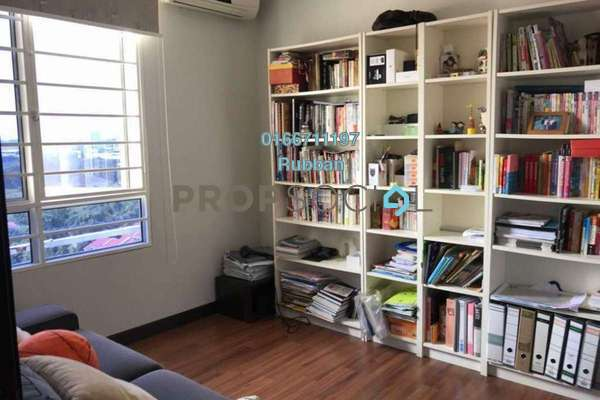 For Sale Condominium at Zen Residence, Puchong Freehold Semi Furnished 3R/2B 520k