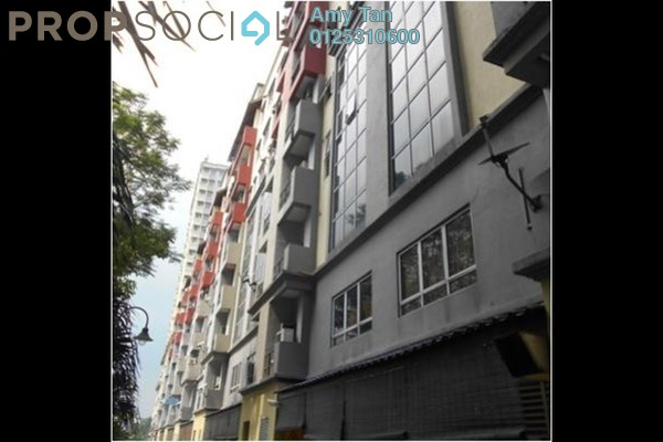 For Sale Shop at Megan Ambassy, Ampang Hilir Freehold Semi Furnished 0R/0B 219k