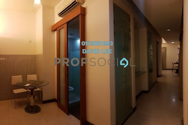 For Rent SoHo/Studio at 10 Semantan, Damansara Heights Freehold Fully Furnished 1R/1B 1.5k