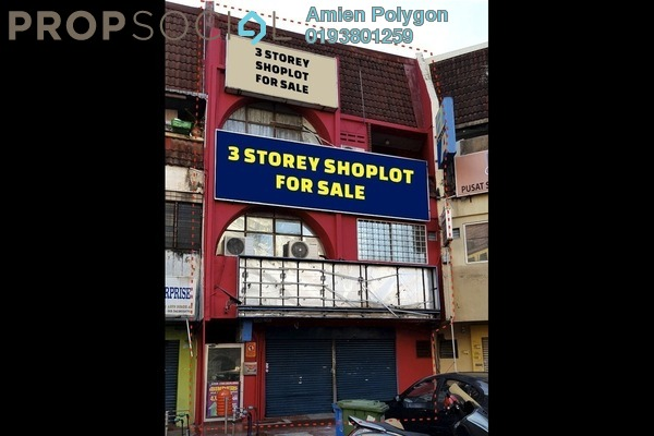 For Sale Shop at SS15, Subang Jaya Freehold Unfurnished 0R/0B 28m