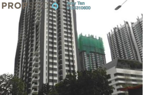 For Sale Condominium at Lakeville Residence, Jalan Ipoh Freehold Semi Furnished 0R/0B 600k