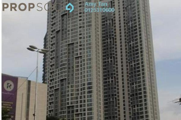 For Sale Serviced Residence at The Robertson, Pudu Freehold Semi Furnished 0R/0B 600k