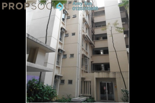 For Sale Condominium at Seri Maya, Setiawangsa Freehold Semi Furnished 0R/0B 580k