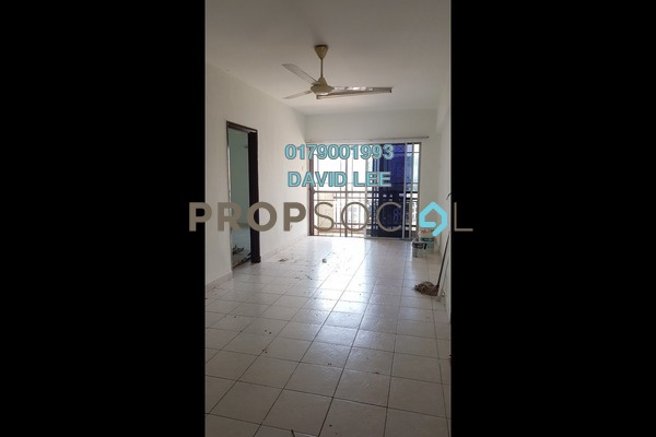 For Sale Apartment at Pelangi Damansara, Bandar Utama Freehold Semi Furnished 3R/2B 290k