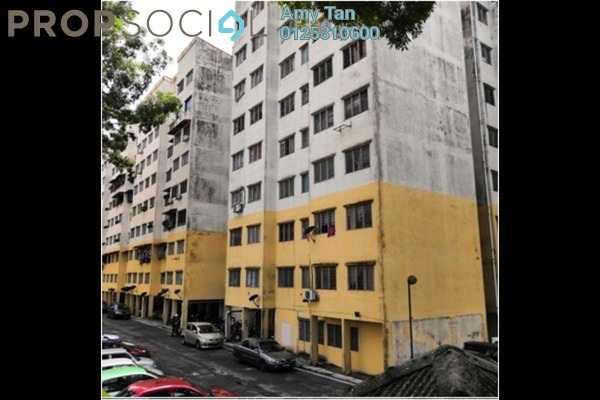 For Sale Apartment at Ruselia Apartment, Bandar Putra Permai Freehold Semi Furnished 0R/0B 100k