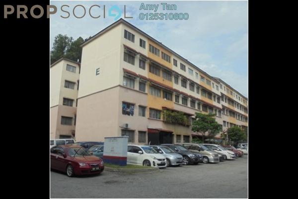 For Sale Apartment at Prima Damansara, Damansara Damai Freehold Semi Furnished 0R/0B 90k
