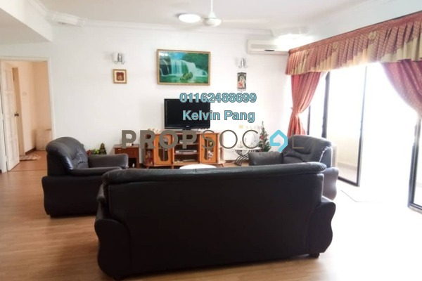 For Sale Condominium at Pearl View, Tanjung Bungah Freehold Fully Furnished 4R/4B 800k