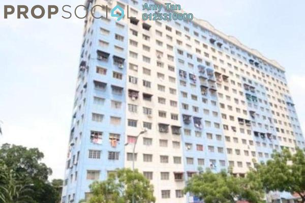 For Sale Apartment at Impian Baiduri, Petaling Jaya Freehold Semi Furnished 0R/0B 115k