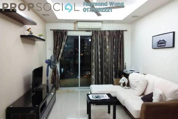 For Sale Condominium at Dynasty Garden, Kuchai Lama Freehold Semi Furnished 3R/2B 590k