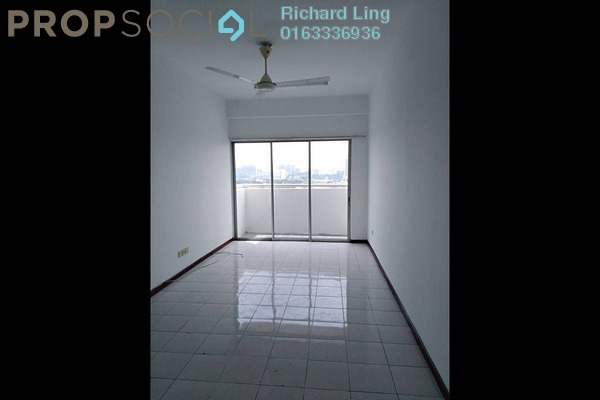 For Rent Apartment at Sri Teratai Apartment, Bandar Kinrara Freehold Unfurnished 3R/2B 900translationmissing:en.pricing.unit