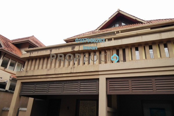 For Sale Semi-Detached at Bukit Kiara Residences, Sri Hartamas Freehold Unfurnished 4R/5B 3.3m