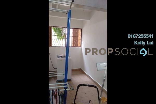 For Rent Condominium at Villamas, Sungai Buloh Freehold Fully Furnished 4R/2B 1.9k