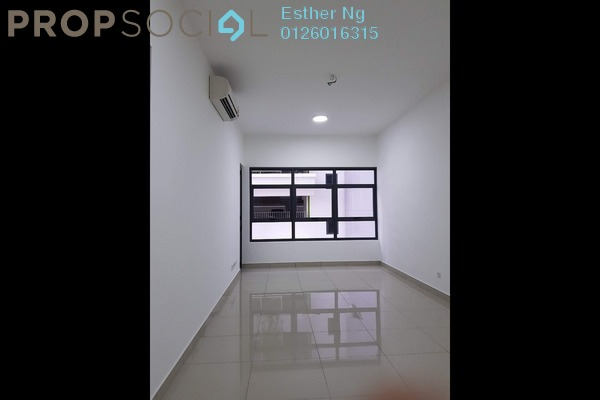 For Sale Condominium at Lakeville Residence, Jalan Ipoh Freehold Semi Furnished 3R/2B 600k
