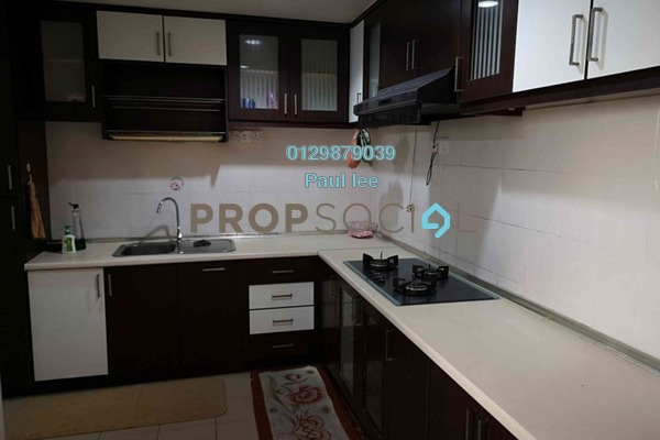 For Rent Terrace at Saujana Puchong, Puchong Freehold Semi Furnished 4R/3B 1.4k