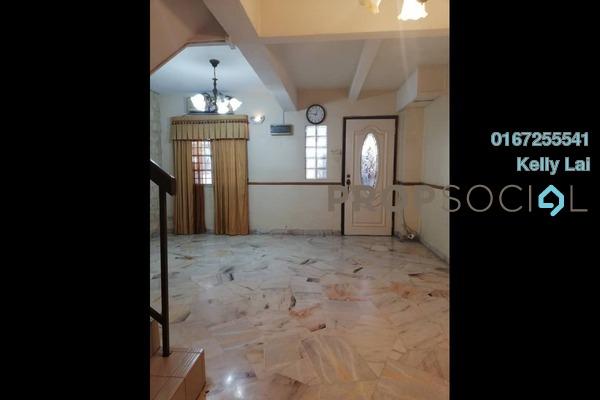 For Sale Terrace at Section 62, Bandar Menjalara Freehold Semi Furnished 3R/2B 590k
