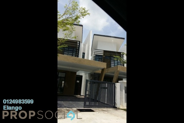 For Rent Link at Laman Glenmarie, Saujana Freehold Semi Furnished 4R/4B 2.2k