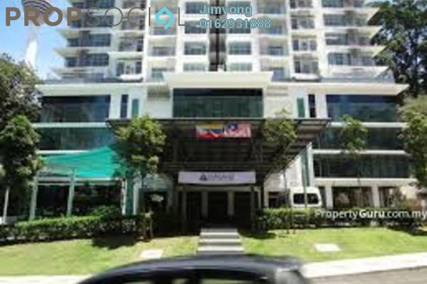 For Rent Condominium at Suasana Bukit Ceylon, Bukit Ceylon Freehold Fully Furnished 3R/2B 3k