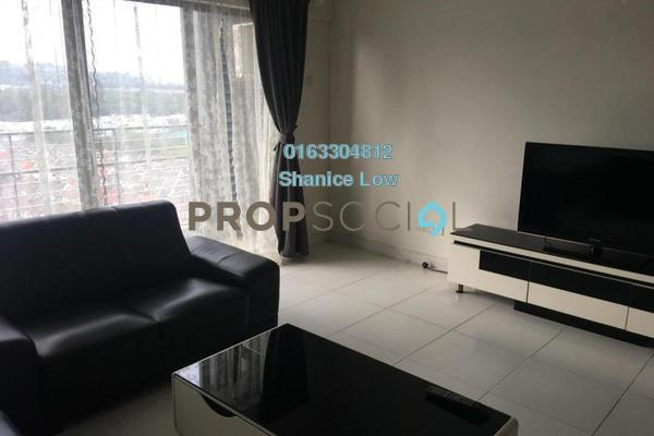 For Rent Condominium at Setia Walk, Pusat Bandar Puchong Freehold Fully Furnished 2R/2B 2.2k