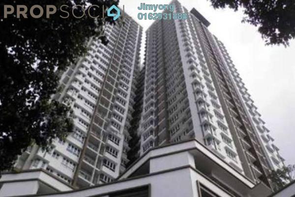 For Rent Condominium at Gaya Bangsar, Bangsar Freehold Fully Furnished 1R/1B 3k