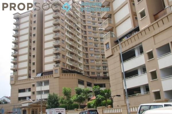 For Sale Condominium at Endah Puri, Sri Petaling Freehold Semi Furnished 3R/2B 550k