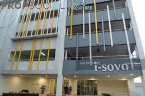 For Sale SoHo/Studio at i-City, Shah Alam Freehold Unfurnished 1R/1B 360k