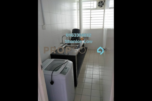 For Rent Condominium at Plaza Menjalara, Bandar Menjalara Freehold Semi Furnished 3R/2B 1.6k