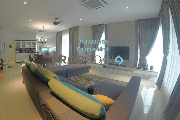 For Sale Semi-Detached at Clover @ Garden Residence, Cyberjaya Freehold Semi Furnished 5R/6B 1.9m