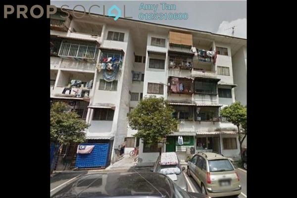 For Sale Apartment at Pandan Cahaya, Pandan Indah Freehold Semi Furnished 0R/0B 160k