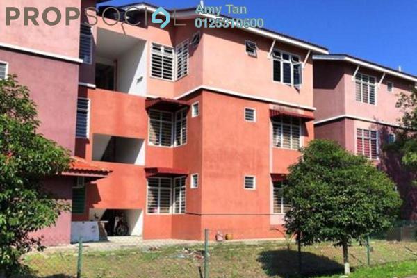 For Sale Apartment at Arowana Indah, Seremban 2 Freehold Semi Furnished 0R/0B 75k