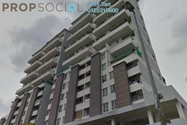 For Sale Apartment at Sering Akasia, Batu 9 Cheras Freehold Semi Furnished 0R/0B 560k