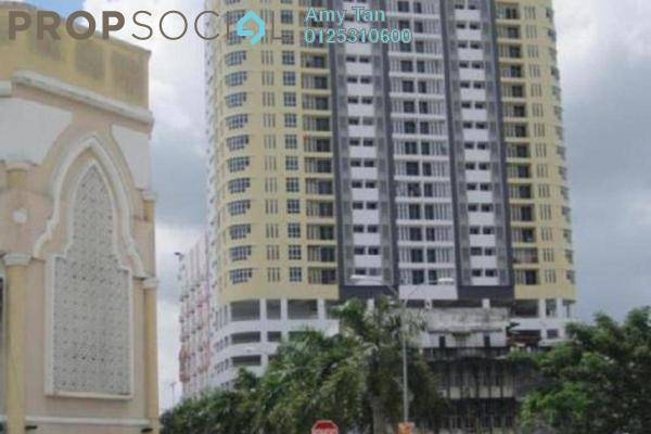 For Sale Serviced Residence at Kota Bharu City Point, Kota Bharu Freehold Semi Furnished 0R/0B 250k
