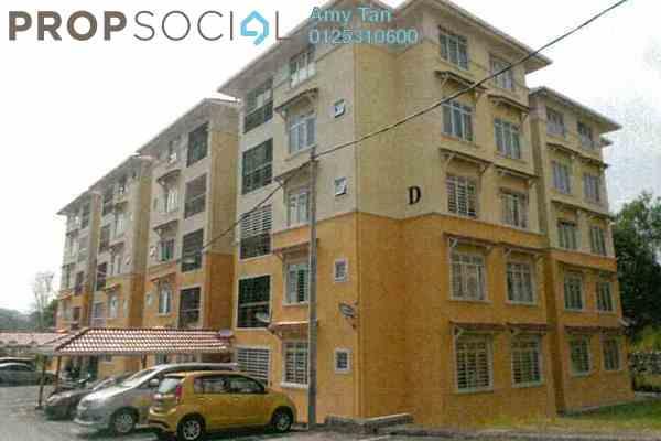For Sale Apartment at E-mas Villa, Bandar Baru Salak Tinggi Freehold Semi Furnished 0R/0B 180k