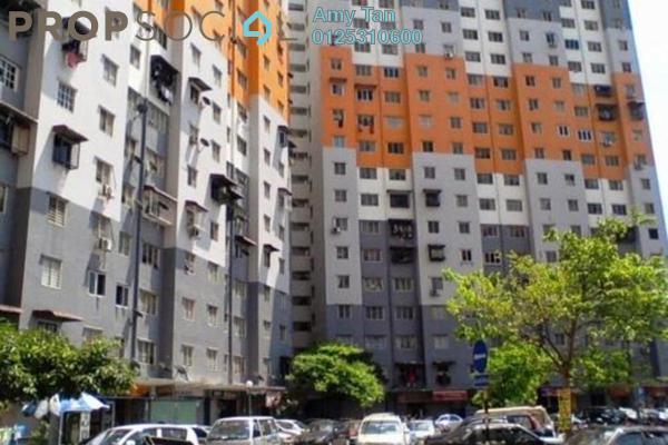 For Sale Apartment at Sri Penara, Bandar Sri Permaisuri Freehold Semi Furnished 0R/0B 170k