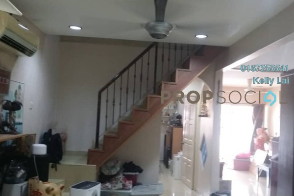 For Rent Terrace at Bandar Baru Sungai Buloh, Sungai Buloh Freehold Semi Furnished 4R/3B 1.4k
