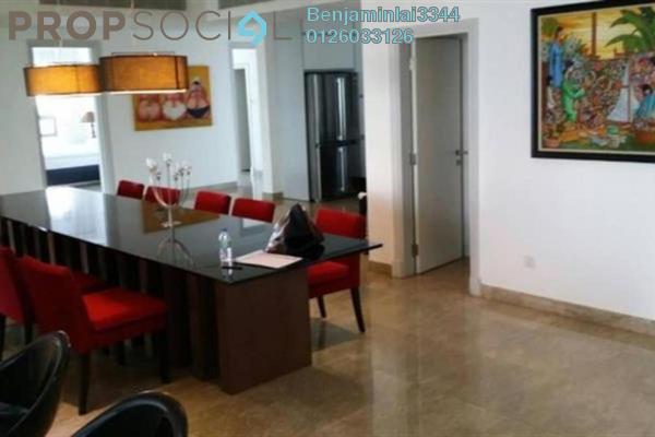 For Rent Condominium at 10 Mont Kiara, Mont Kiara Freehold Fully Furnished 4R/4B 13k