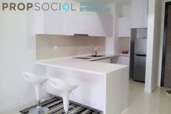 For Sale Serviced Residence at The Elements, Ampang Hilir Freehold Fully Furnished 1R/1B 468k