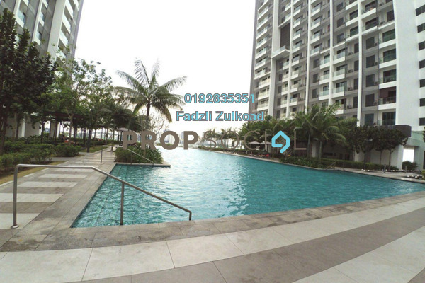 For Sale SoHo/Studio at CyberSquare, Cyberjaya Freehold Fully Furnished 1R/1B 290k