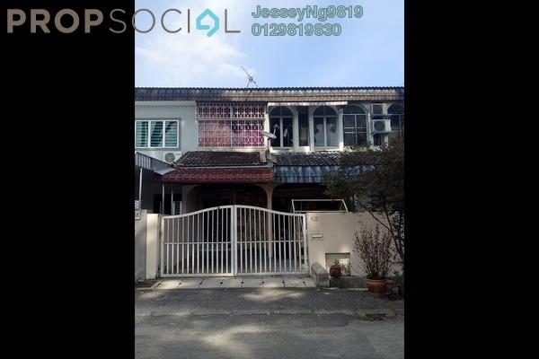For Sale Terrace at Taman Pengkalan Barat, Ipoh Leasehold Unfurnished 4R/4B 240k
